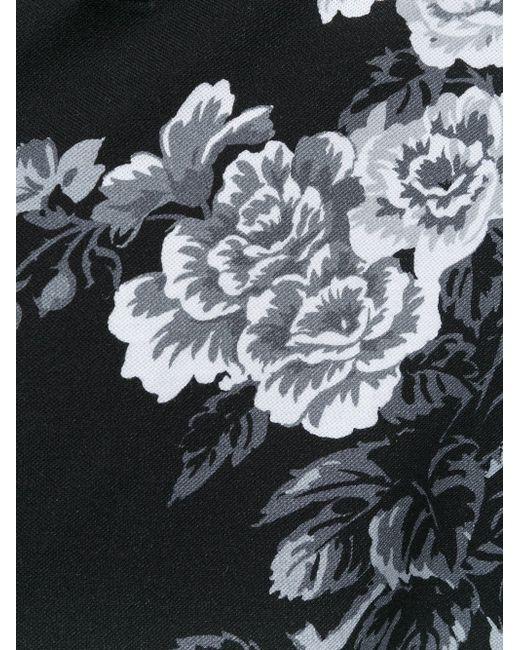 Print Polo Shirt Dolce & Gabbana                                                                                                              чёрный цвет