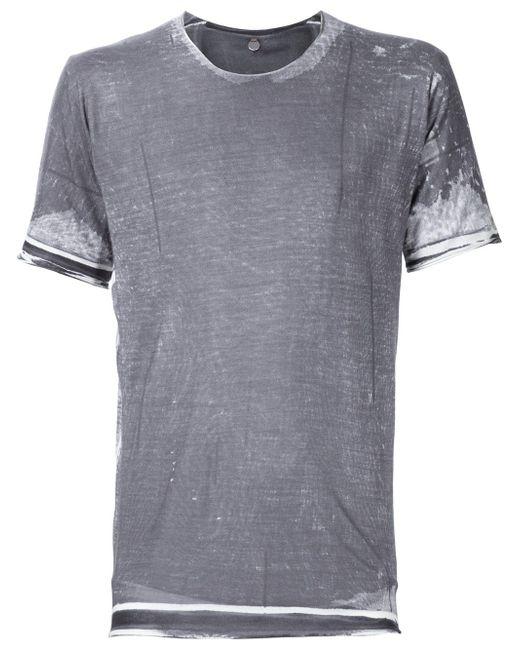Silk T-Shirt Label Under Construction                                                                                                              серый цвет