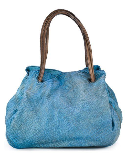 Indianopolis Bag Numero 10                                                                                                              синий цвет