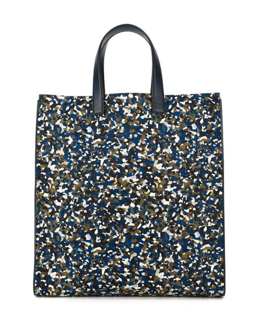 Сумка-Шоппер Bag Bugs Fendi                                                                                                              синий цвет