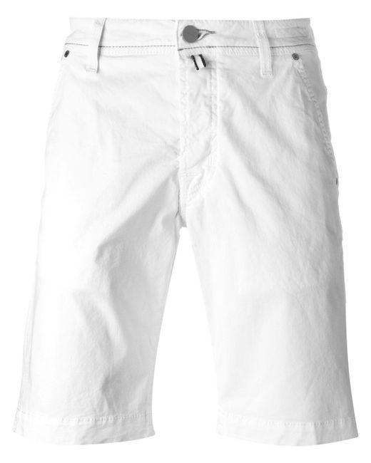 Bermuda Shorts Jacob Cohёn                                                                                                              белый цвет