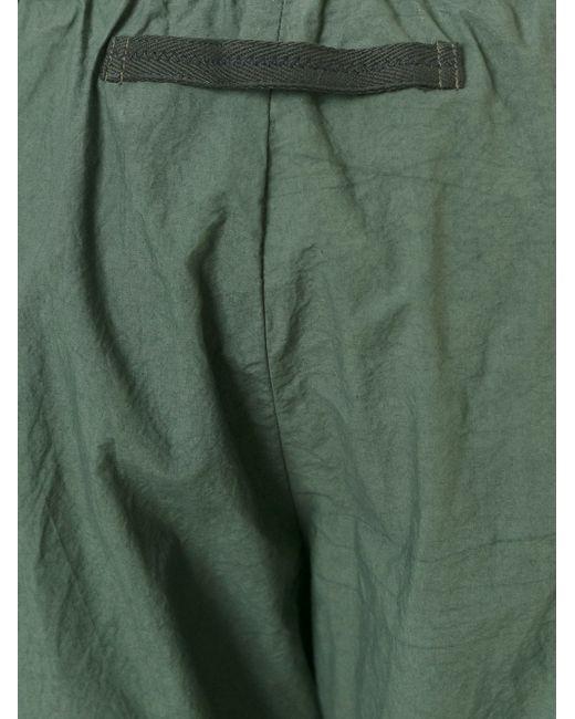 Wide-Leg Trousers TOOGOOD                                                                                                              зелёный цвет