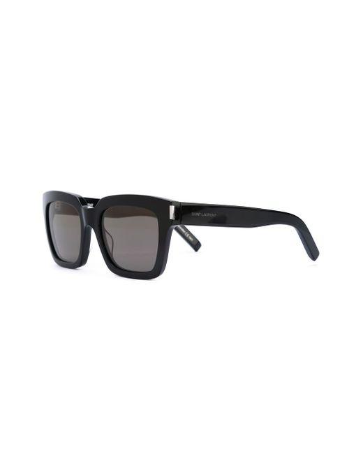 Солнцезащитные Очки Saint Laurent                                                                                                              чёрный цвет