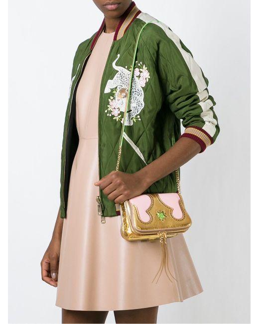 Western Shoulder Bag The Volon                                                                                                              многоцветный цвет