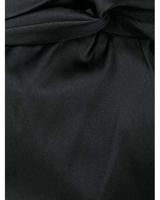 Юбка С Запахом 3.1 Phillip Lim                                                                                                              чёрный цвет