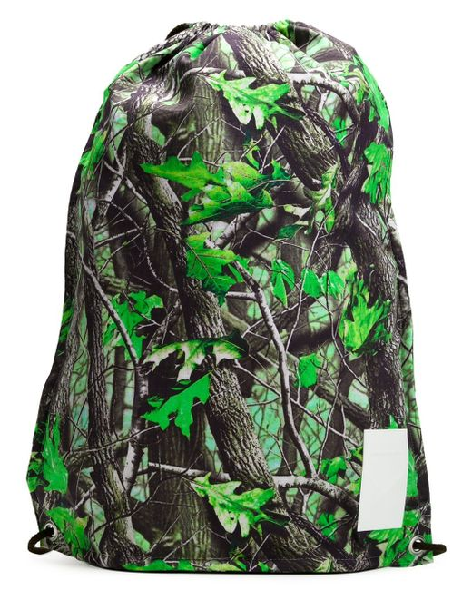 Forest Print Backpack PHENOMENON                                                                                                              коричневый цвет