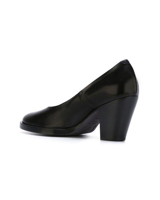 Классические Туфли X965 A.F.Vandevorst                                                                                                              чёрный цвет