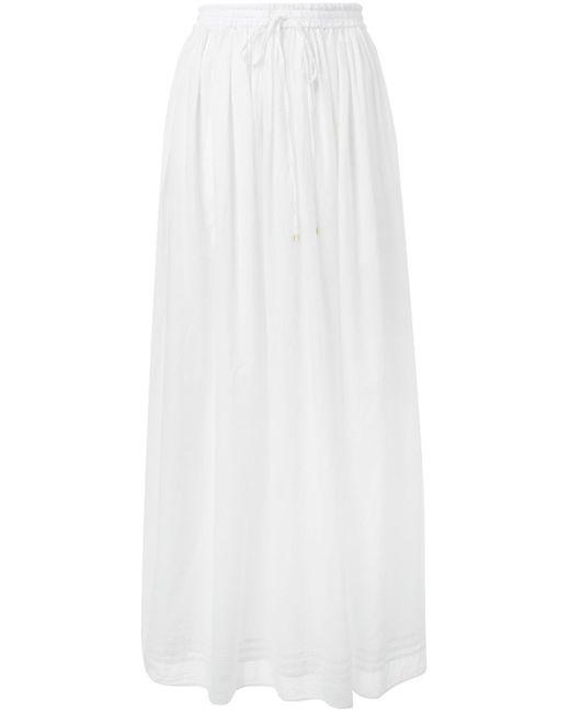 Юбка На Резинке Fabiane Roux                                                                                                              белый цвет