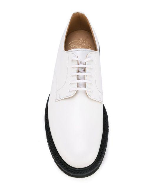 Leyton 3 Derby Shoes Church'S                                                                                                              белый цвет