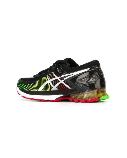 Running Sneakers Asics                                                                                                              чёрный цвет
