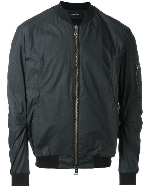Fricke Bomber Jacket ANDREA YA'AQOV                                                                                                              чёрный цвет