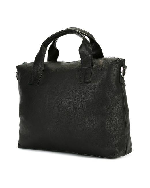 Классический Портфель Emporio Armani                                                                                                              чёрный цвет