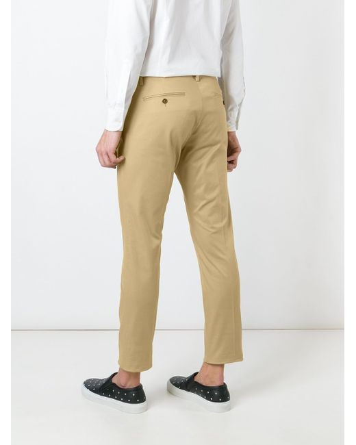 Cool Guy Trousers Dsquared2                                                                                                              Nude & Neutrals цвет