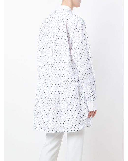 Туника С Принтом Marc Jacobs                                                                                                              белый цвет