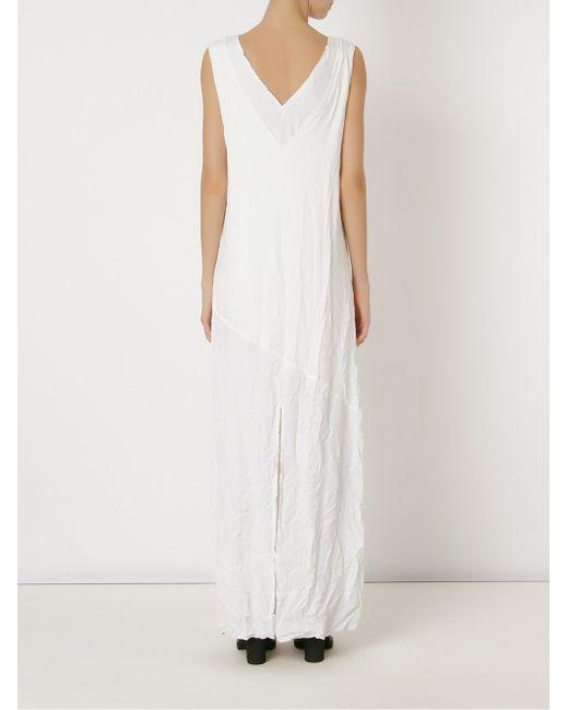 Платье Voga Uma | Raquel Davidowicz                                                                                                              белый цвет