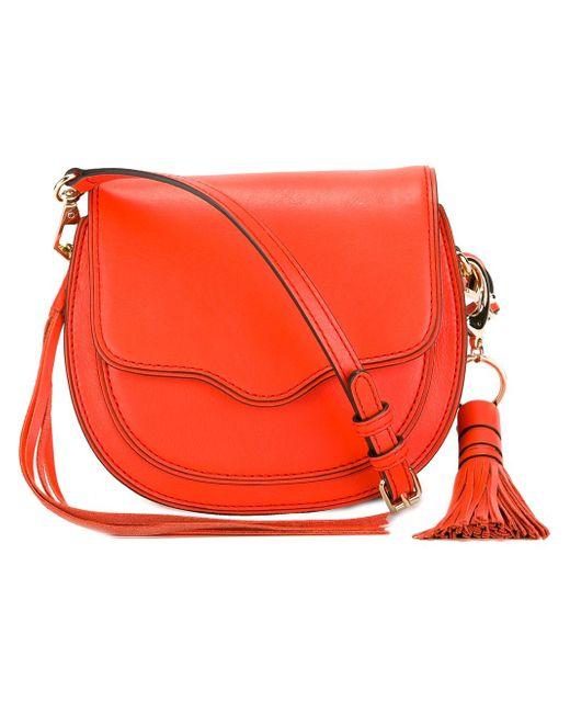 Mini Suki Crossbody Bag Rebecca Minkoff                                                                                                              красный цвет