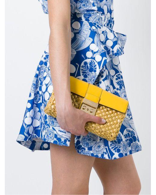Clutch Bag Michael Michael Kors                                                                                                              Nude & Neutrals цвет