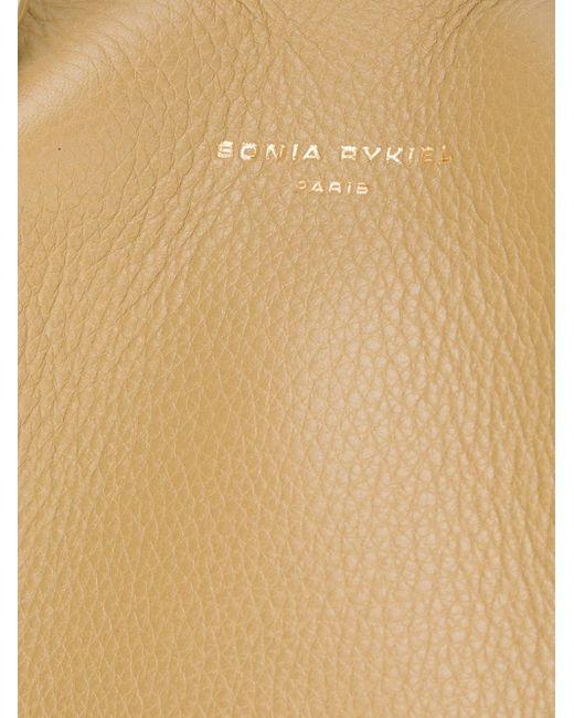 Сумка-Тоут Flore Sonia Rykiel                                                                                                              коричневый цвет