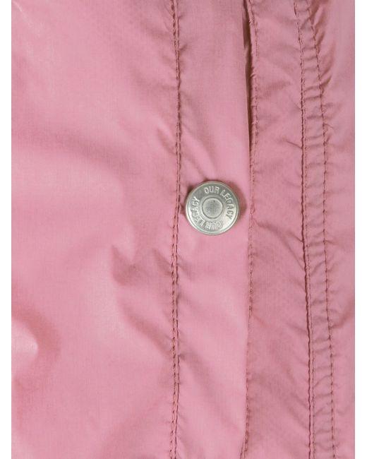 Шорты Для Плавания С Принтом Our Legacy                                                                                                              розовый цвет