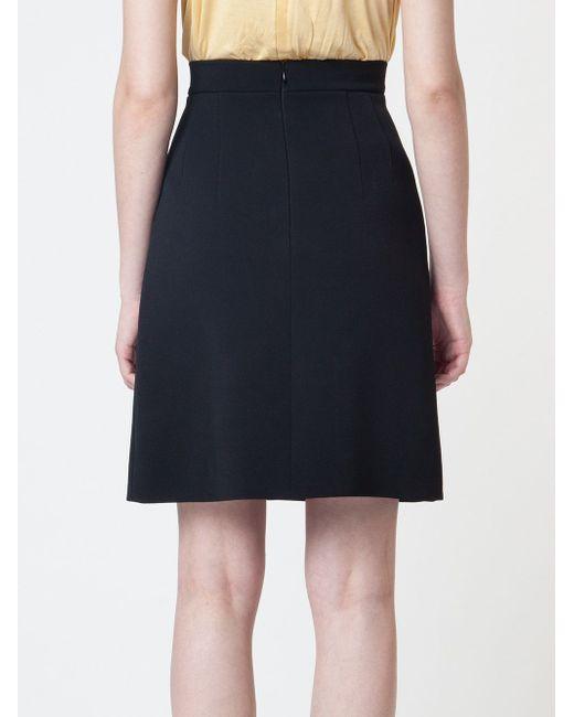 Юбка Nema Mary Katrantzou                                                                                                              чёрный цвет