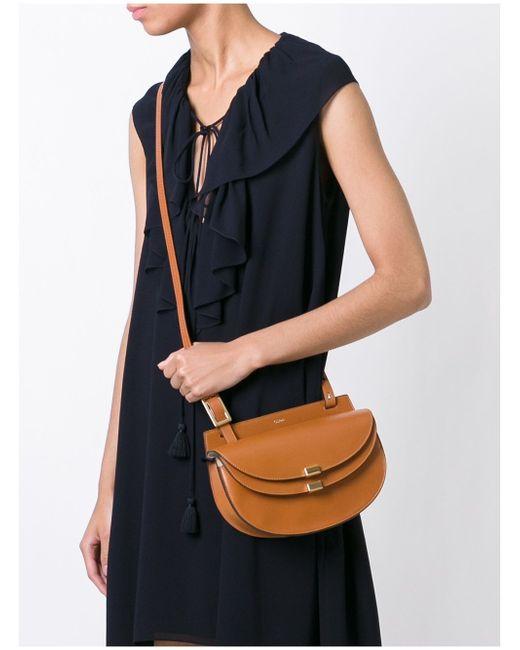 Georgia Shoulder Bag Chloe                                                                                                              Nude & Neutrals цвет