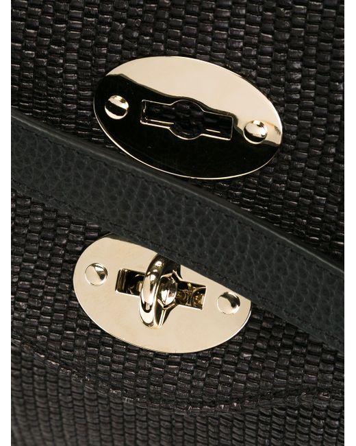 Meknes Shoulder Bag ZANELLATO                                                                                                              чёрный цвет