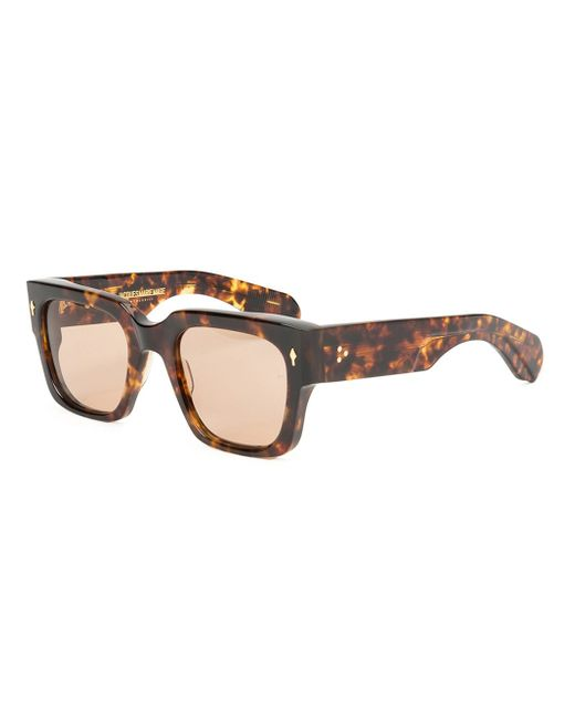 Enzo Sunglasses Jacques Marie Mage                                                                                                              коричневый цвет