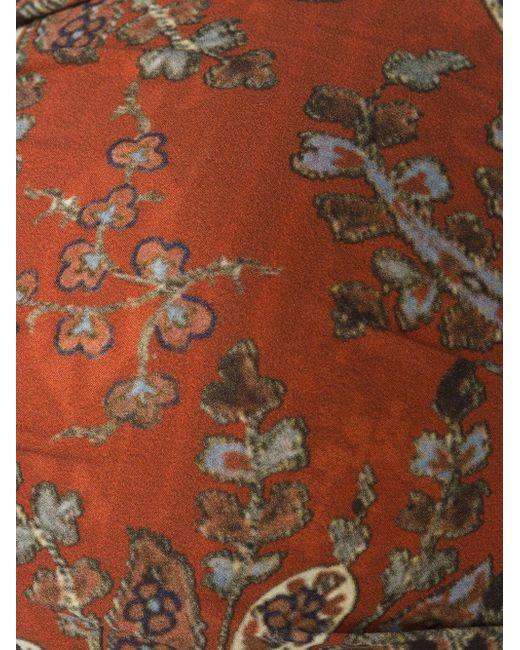Верх Бикини С Цветочным Принтом Isabel Marant Étoile                                                                                                              многоцветный цвет