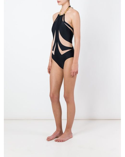 Charlize Swimsuit MOEVA                                                                                                              чёрный цвет