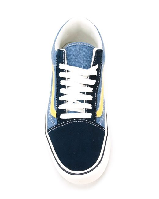 Кеды Old Skool Lite Vans                                                                                                              синий цвет