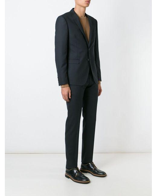 Two Piece Suit Tonello                                                                                                              чёрный цвет