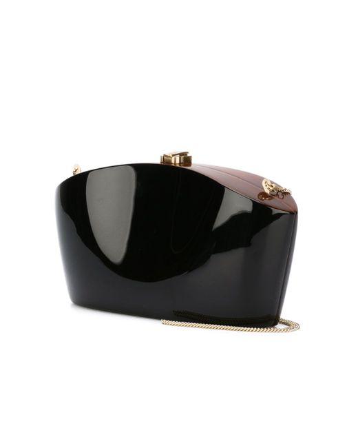 Клатч-Футляр New Twiggy ROCIO                                                                                                              чёрный цвет