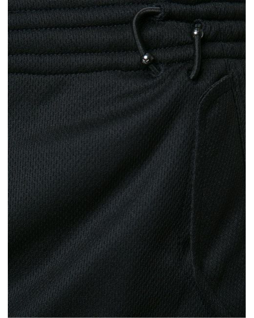 Pocket Detail Bermuda Shorts Maharishi                                                                                                              чёрный цвет