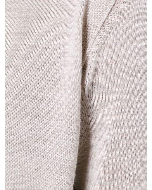 Three-Quarter Sleeve Jumper Eleventy                                                                                                              Nude & Neutrals цвет