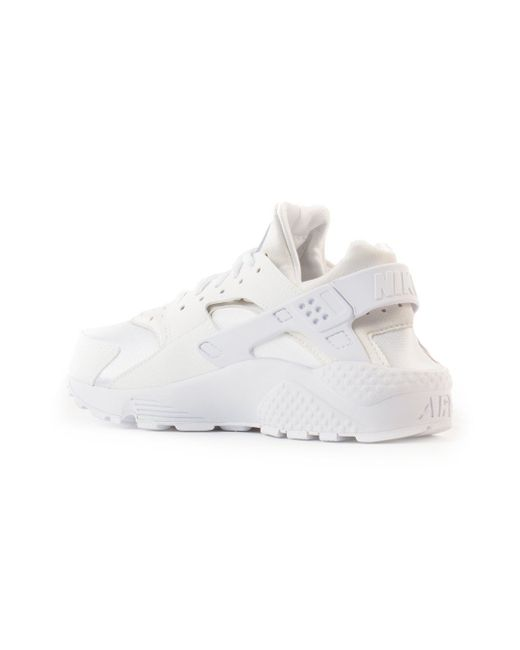 Huarache Run Sneakers Nike                                                                                                              белый цвет
