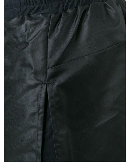 Многослойные Спортивные Шорты Odeur                                                                                                              чёрный цвет