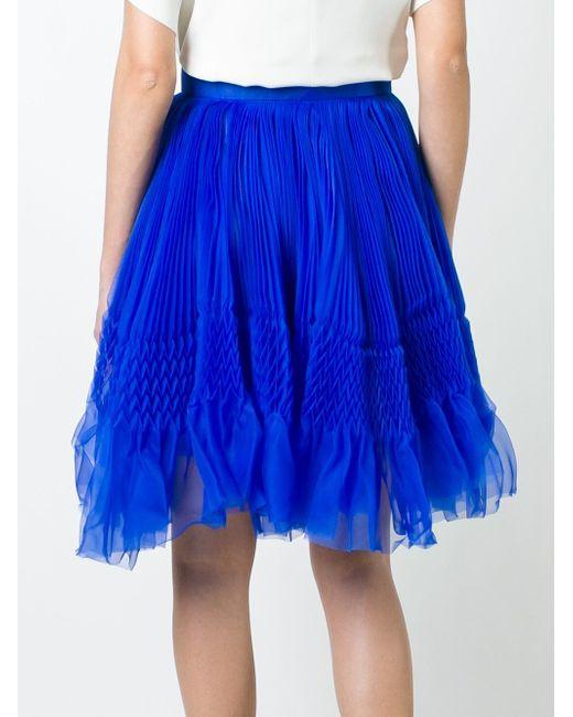 Bond Tahiti Skirt Dsquared2                                                                                                              синий цвет