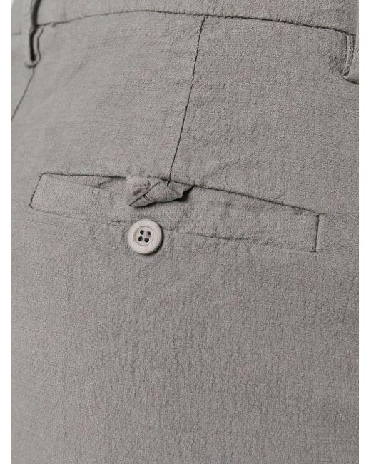 Drop Crotch Trousers Poème Bohèmien                                                                                                              серый цвет