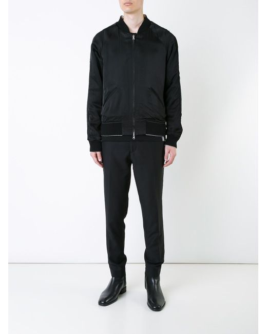 Teddy Sport Jacket HL HEDDIE LOVU                                                                                                              чёрный цвет