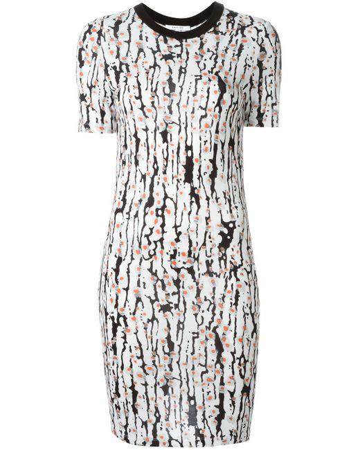 Платье Clara Carven                                                                                                              белый цвет