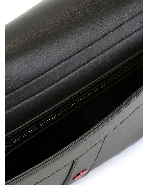 Bike Clutch Kenzo                                                                                                              чёрный цвет