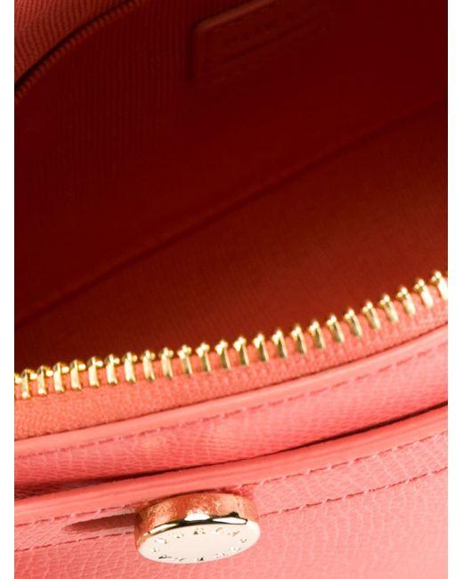 Сумка Piper Мини Furla                                                                                                              розовый цвет