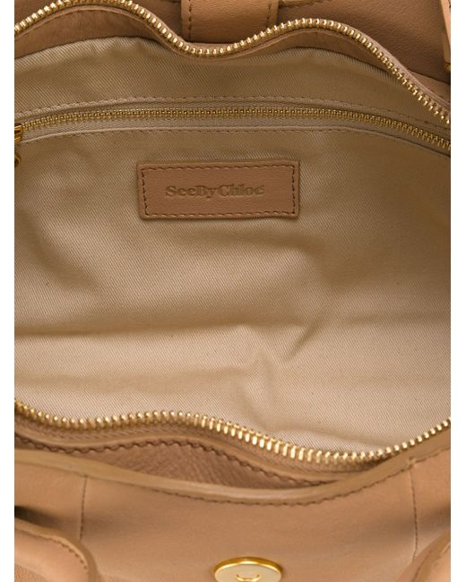 Dixie Tote See By Chloe                                                                                                              Nude & Neutrals цвет