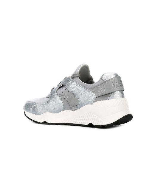 Matrix Sneakers Ash                                                                                                              серый цвет