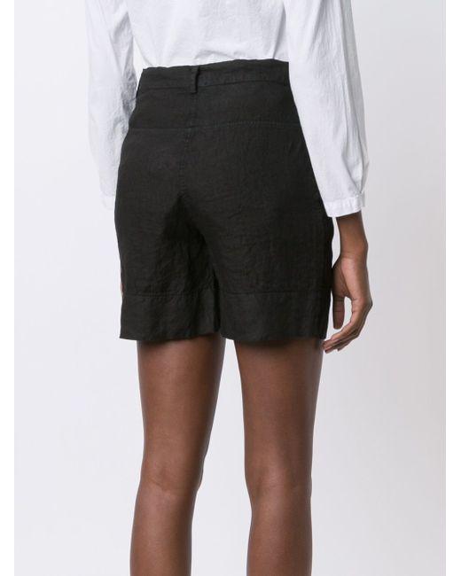 Classic Shorts Kristensen Du Nord                                                                                                              чёрный цвет