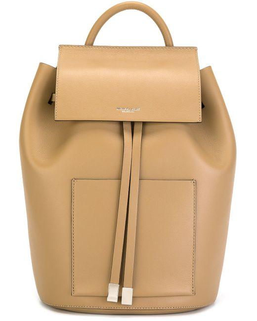 Miranda Large French Backpack Michael Kors                                                                                                              Nude & Neutrals цвет