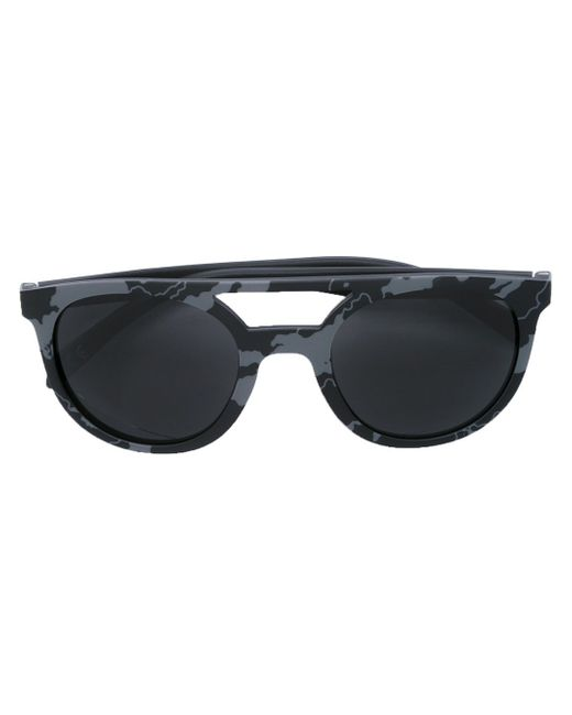Round Shaped Sunglasses Italia Independent                                                                                                              серый цвет