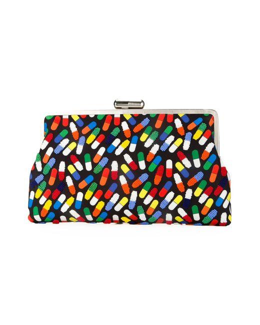 Клатч Pop Pill Sarah's Bag                                                                                                              чёрный цвет