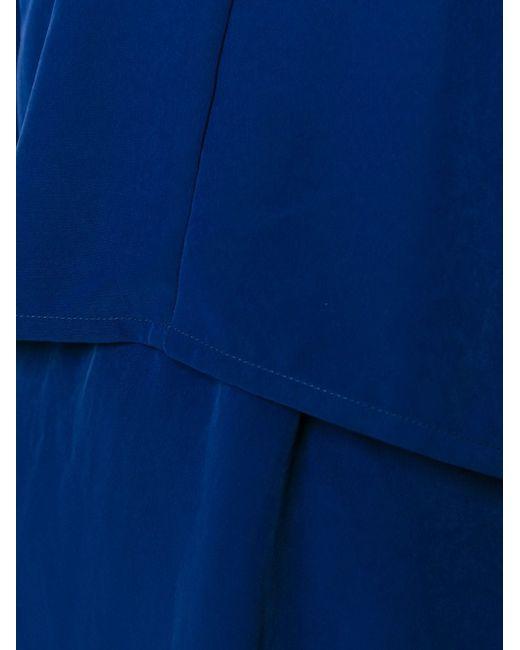 Платье Scrat Minimarket                                                                                                              синий цвет