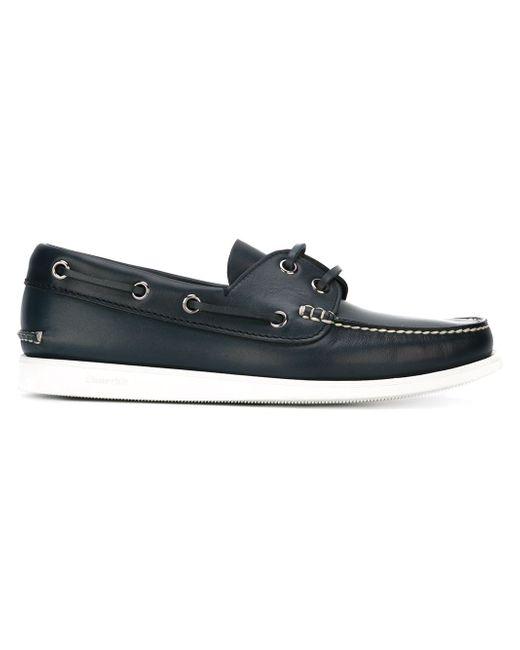 Boat Shoes Church'S                                                                                                              синий цвет